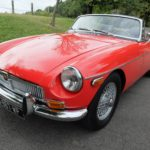 MG MGB Roadster Mk 3 - 1970 Mémé Claude (3)