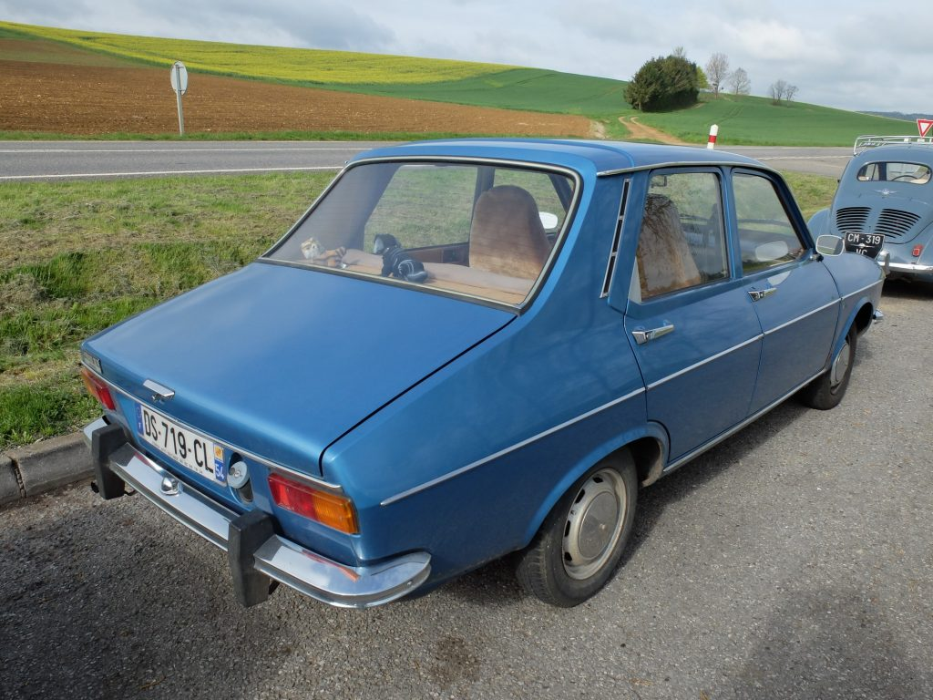 renault 12 tr automatic 1975 bourgeois jean claude 6 r tro tiseurs. Black Bedroom Furniture Sets. Home Design Ideas